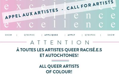 Call for artists!